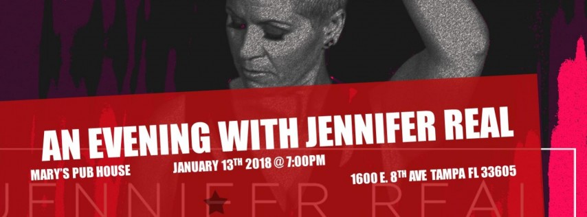 An Evening with Jennifer Real
