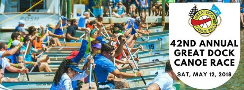 42nd Annual Great Dock Canoe Race