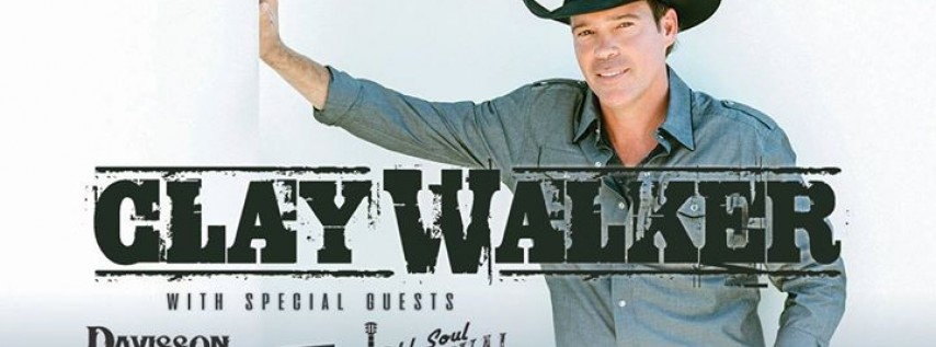 Clay Walker live at The Moon - Tallahassee, FL