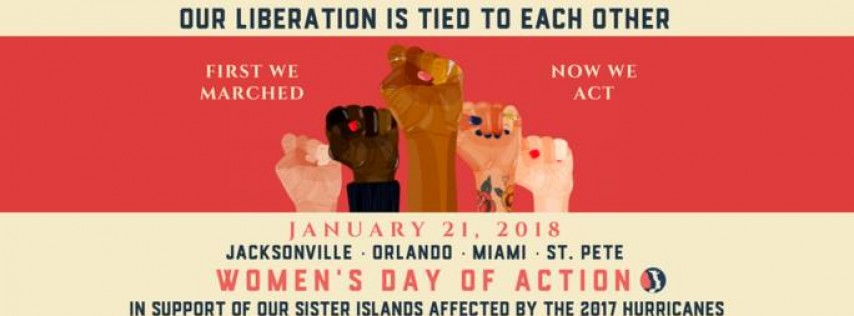 Women's Day of Action-Jacksonville