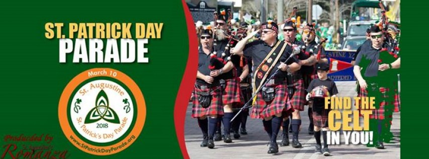 St. Augustine's St. Patrick Parade