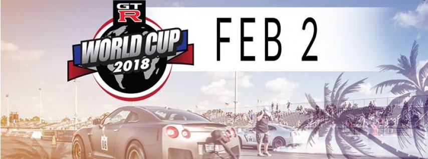 GT-R World Cup 2018
