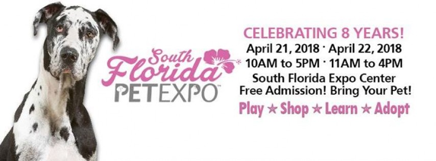 2018 South Florida Pet Expo