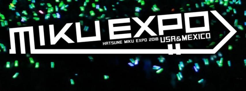 Dallas - HATSUNE MIKU EXPO 2018 USA & Mexico