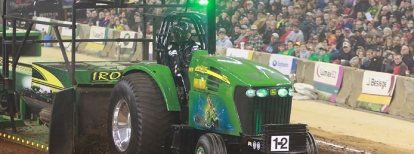 National Farm Machinery Show Championship Tractor Pull