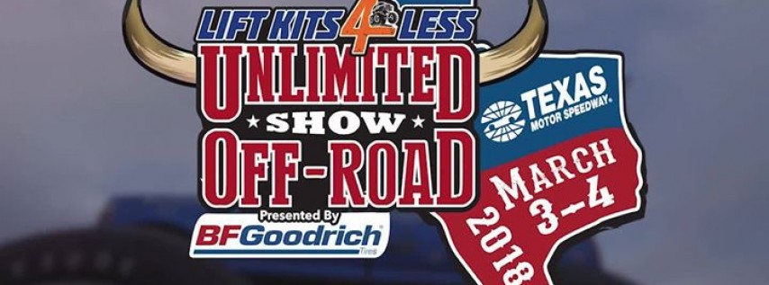 Unlimited Off-Road Show - Texas (Official)