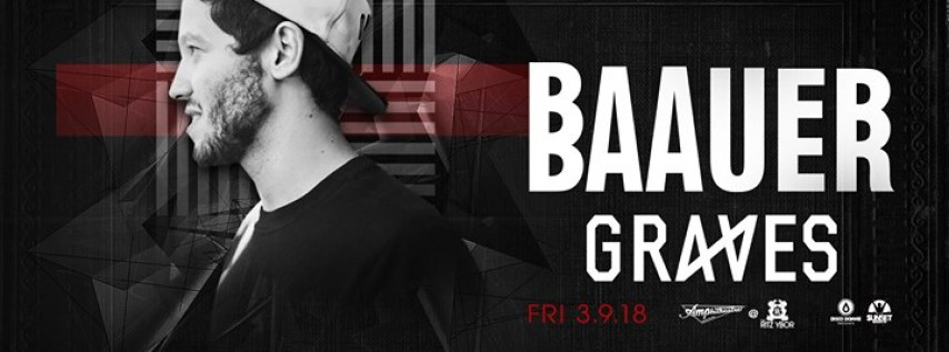 Baauer + Graves at The RITZ Ybor - Tampa, FL