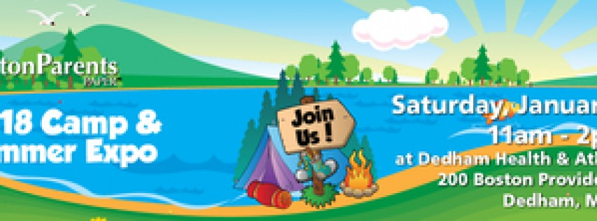 2018 Summer Camp and Program Expo