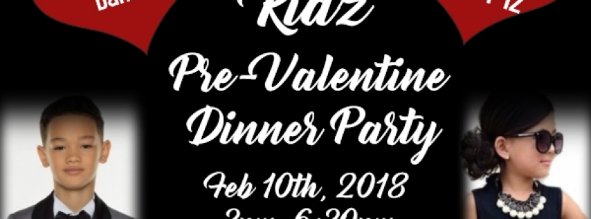 Kidz Pre-Valentines Dinner Party @ Woodfire Grille