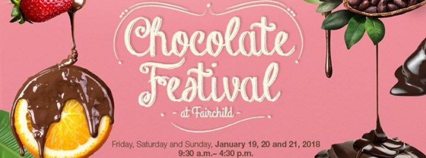 International Chocolate Festival 2018