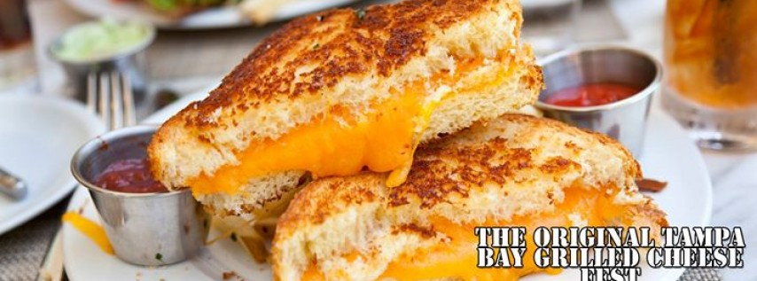 The Original Tampa Bay Grilled Cheese Fest