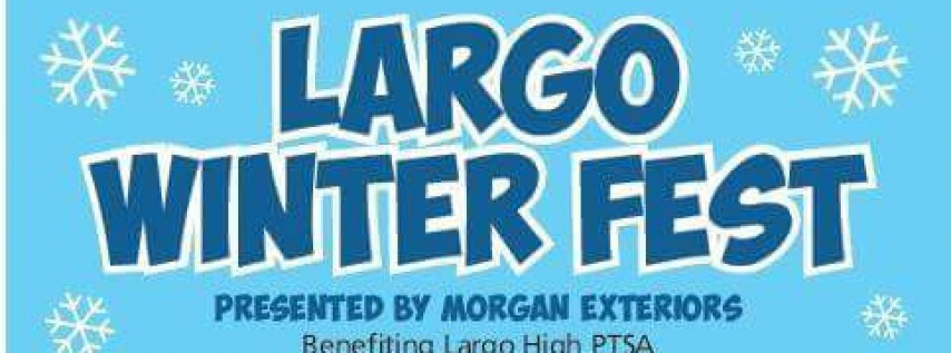 Largo Winterfest Presented by Morgan Exteriors St Petersburg