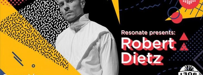 Robert Dietz By Resonate