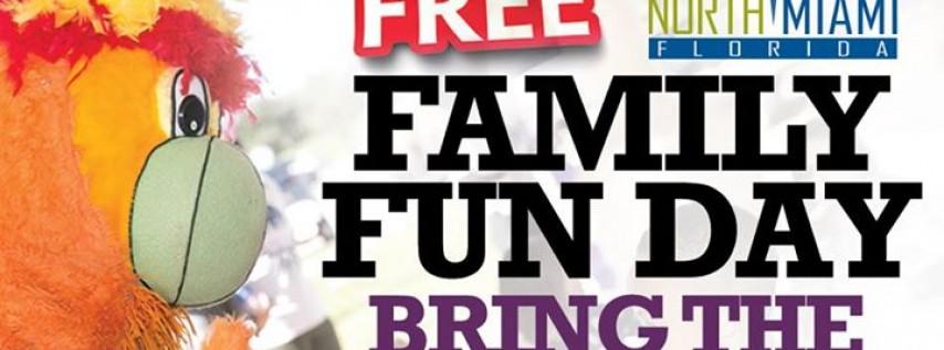 Zo's Family Fun Day