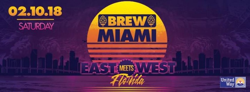 Brew Miami - East meets West Florida