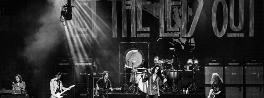 Get The Led Out: The American Led Zeppelin at Key West Theater