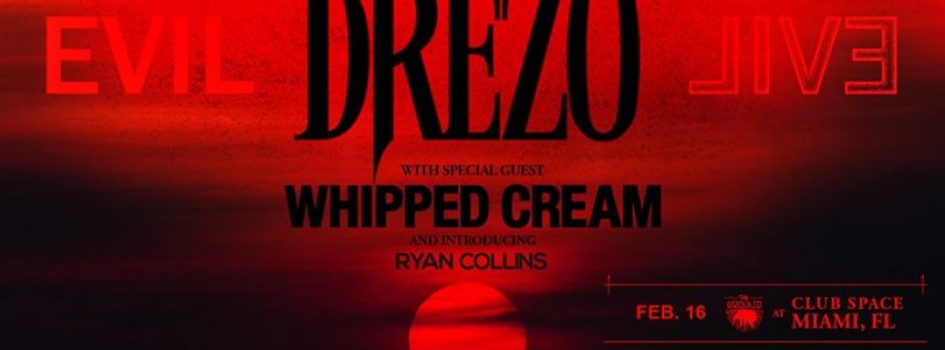BLNK CNVS Presents Drezo at The Ground