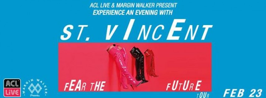 Second Night! St. Vincent at ACL Live