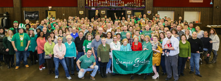 St. Patrick's Day Dance Fundraiser presented by Semper Gratus.