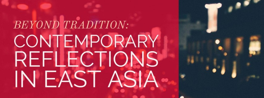 USF Presents Beyond Tradition: Reflections in East Asia