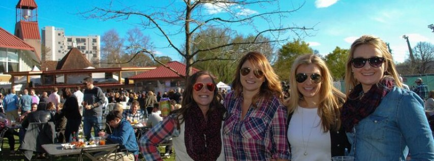 Oysterfest with Spiral Entertainment at Park Tavern in Piedmont Park
