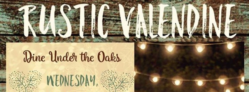 2nd Annual Rustic ValenDine