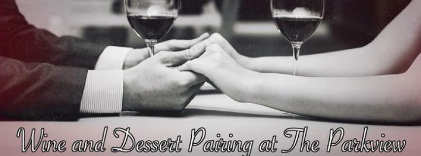 Valentine's Day Wine and Dessert Pairing