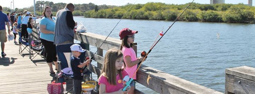 27th Annual Anclote Kids Fishing Tournament