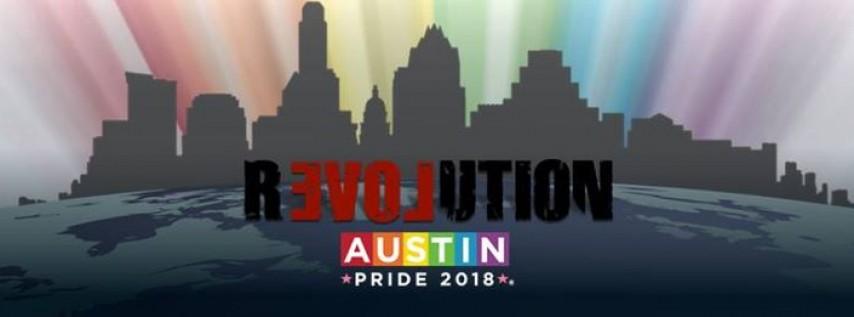Austin PRIDE 2018 Celebration