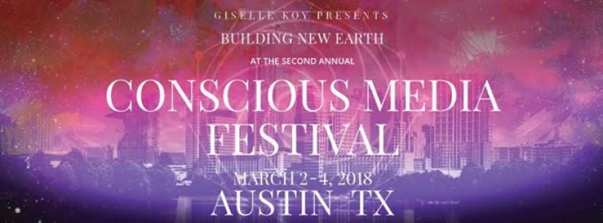 Conscious Media Festival Event Page