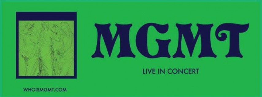 MGMT at ACL Live