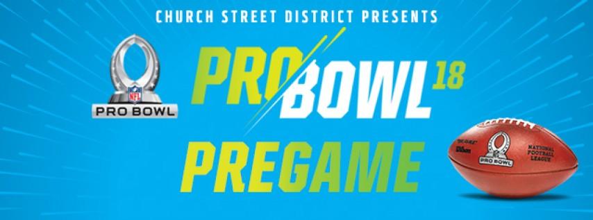 Church Street District Pro Bowl Pep Rally