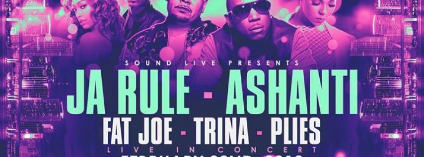 Ja Rule & Ashanti w/ Special Guests