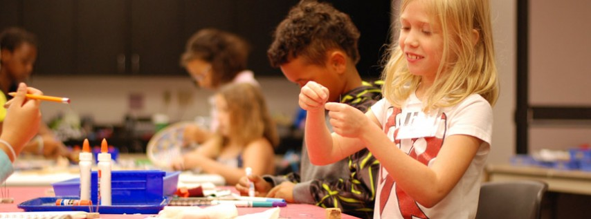 Spring Break Art Camp 2018 at Harn Museum of Art