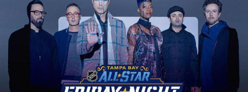 Fitz and The Tantrums - NHL All-Star Concert