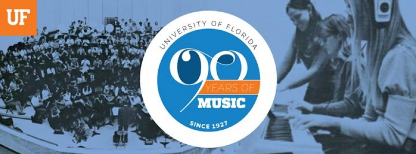 UF School of Music's 90th Anniversary Collage Concert