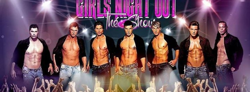 Girls Night Out, The Show at 8 Seconds (Gainesville, FL)
