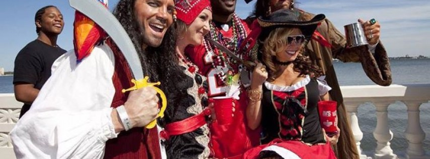 Annual Gasparilla Party and Beer Release