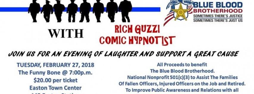Blue Line Comedy Night