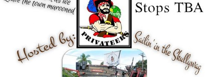 Peggy's Pirate Pub Crawl