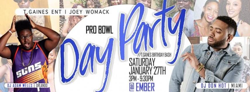 Pro Bowl Day Party at EMBER Orlando