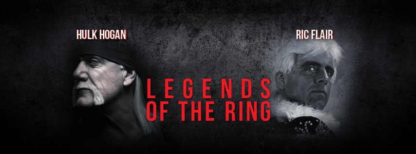 Hogan & Flair- Legends of The Ring