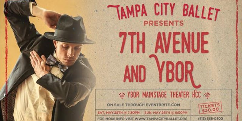 Tampa City Ballet's '7th Ave & Ybor'
