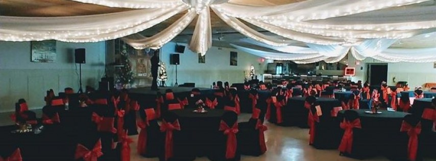 Valentine's Day Dinner and Dancing at the Columbian