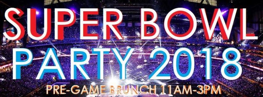 Graffiti Junktion Super Bowl Party