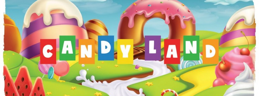 Candy Land at Glazer's