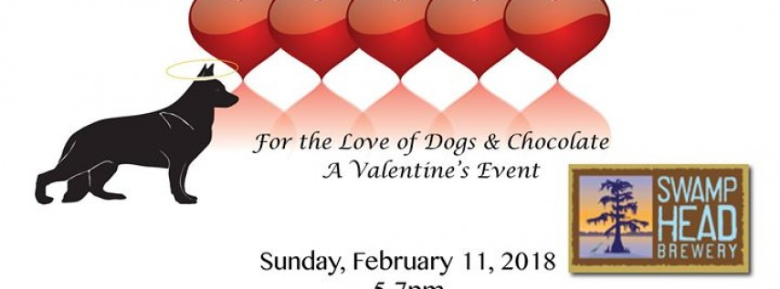 For the Love of Dogs & Chocolate