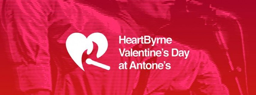 HeartByrne Valentine's Day at Antone's