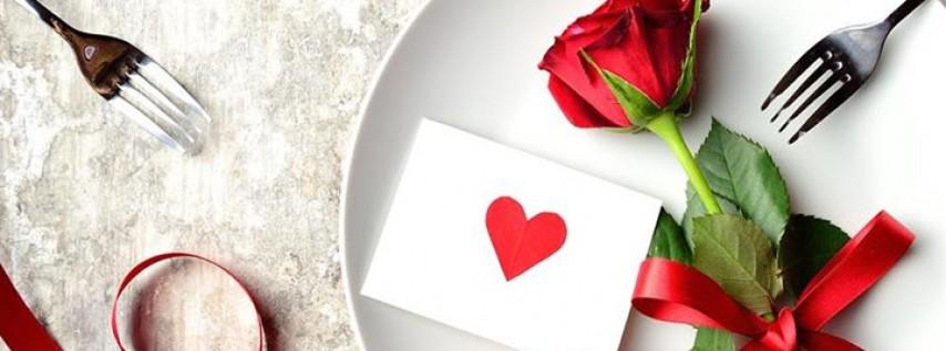 Valentine's Day Banquet Cena de Enamorados