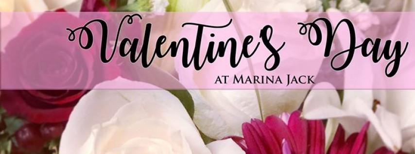 Valentines Day at Marina Jack!